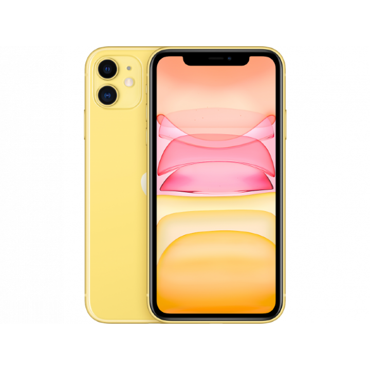 iPhone 11 64Gb Yellow (Желтый)