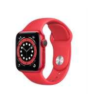 Apple Watch S6 44mm Red (Красный)