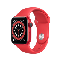 Apple Watch S6 40mm Red (Красный)