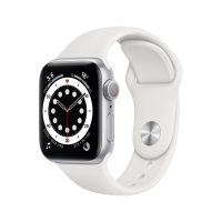 Apple Watch S6 40mm Silver (Серебристый)
