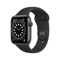 Apple Watch S6 44mm Space Gray (Черный)