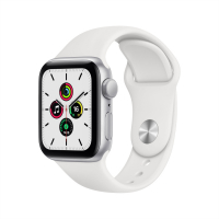 Apple Watch SE 44mm Silver (Серебристый)