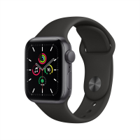 Apple Watch SE 44mm Space Gray (Черный)